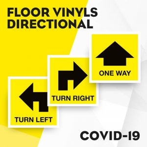 Directional Floor Vinyls
